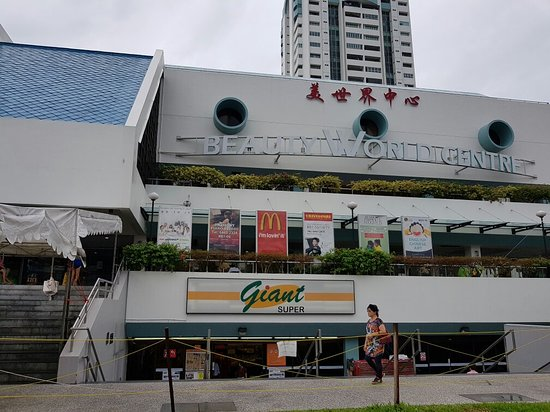 Beauty World Centre