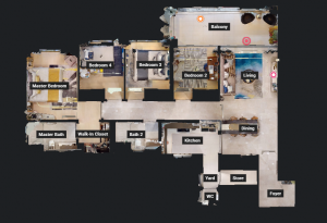 JadeScape condominium showflat four-bedroom overview