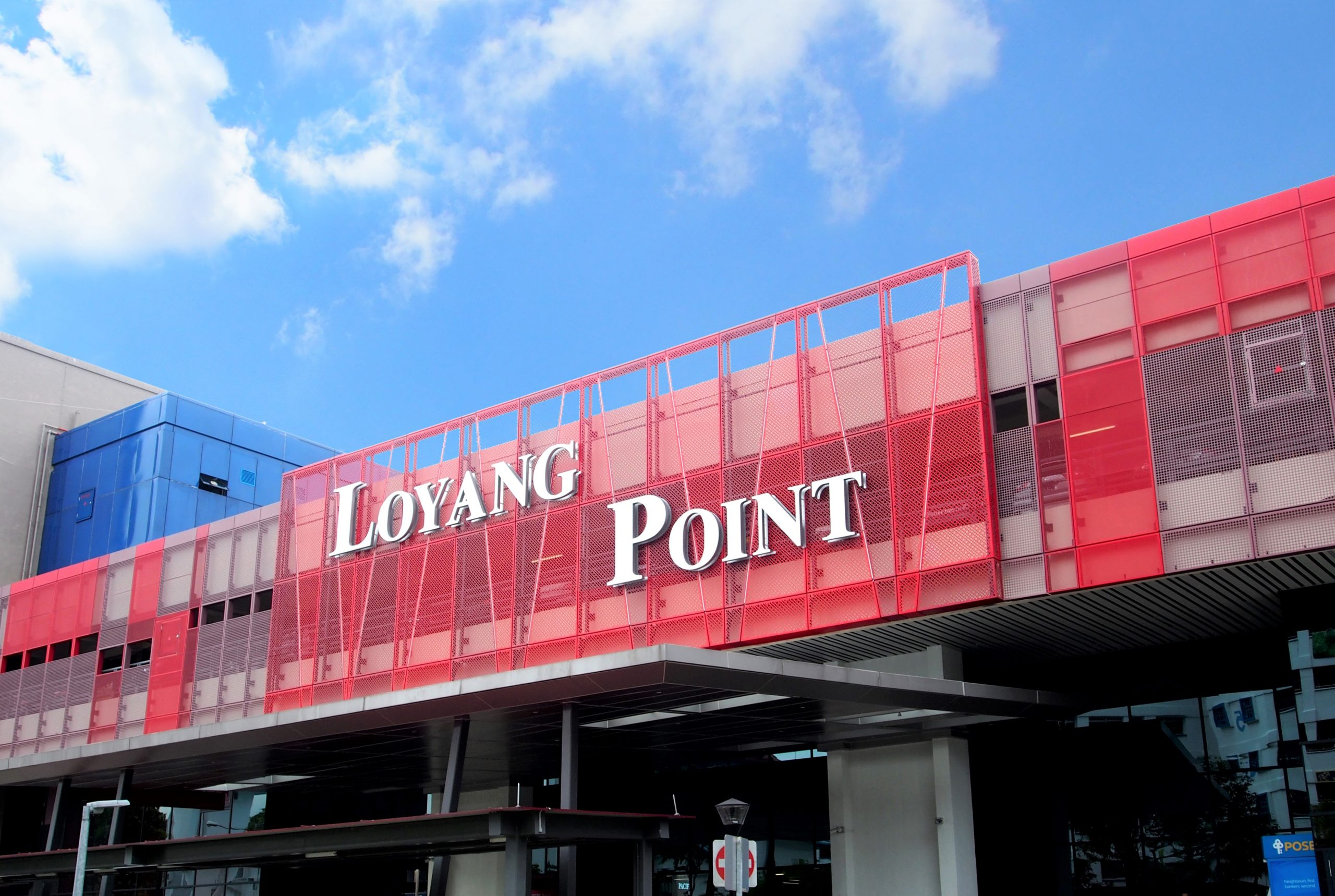 Loyang Point shopping mall