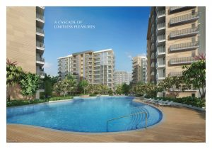 Sengkang Grand Residences pool