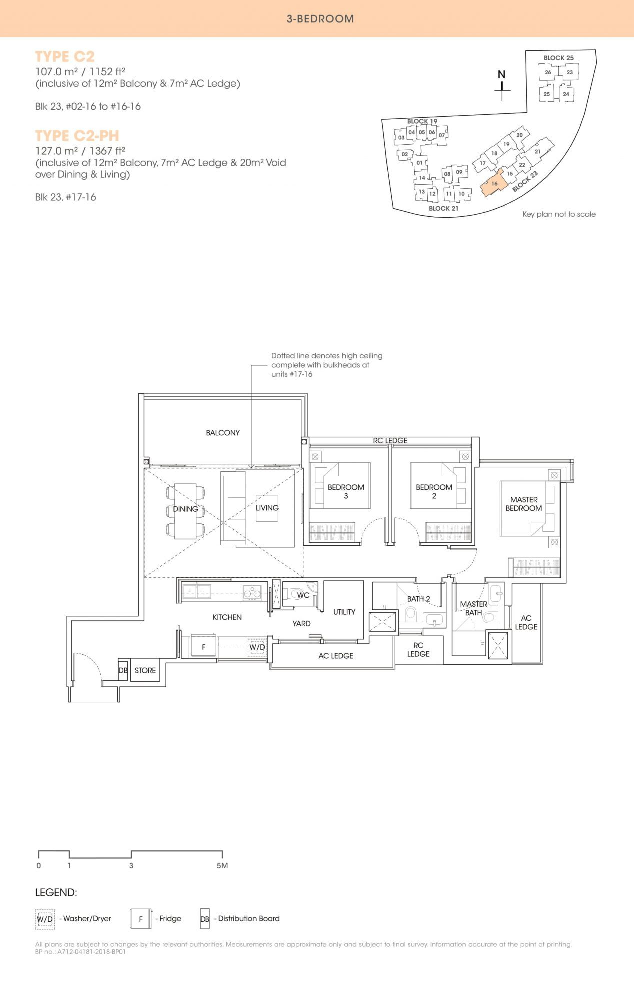 The Antares three-bedroom floor plan